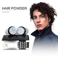 Women Men Hair Mattifying Powder Styling Natural Quick Volumizing Powder Fluffy