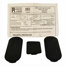 Rugged Liner LIK55 Rugged Liner Tailgate Kit/Rail Bed Liner Kit Fits 15-17 F-150