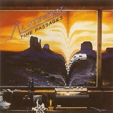 Al Stewart Time passages (1978) [CD]