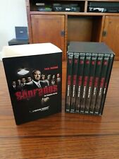 The Sopranos - The Complete Series (DVD 2014 30-Disc Box Set) Classic Gangster