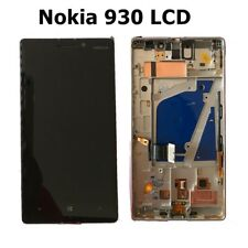 OEM Nokia Lumia 930 LCD Touch Screen Digitizer &  Display Assembly & Frame UK