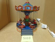 Lemax Village Collection The Giant Swing Ride 44765 As-Is 5108