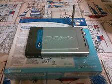 Router Moden Wireless DSL-924 D-Link ADSL2 ADSL2+ per ADSL Wifi b/g 4 porte LAN