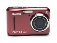 KODAK PIXPRO FZ43 Friendly Zoom Digital Point  Shoot Camera, Red #FZ43-RD