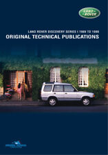 Range Rover 1995 Car Service & Repair Manuals