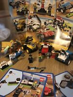 Lego Set 10655 Monster Trucks With Mini Figures  Cars Stunts