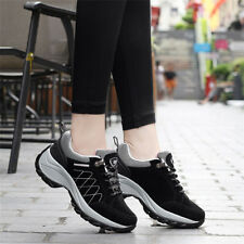 Women's Sports Running Shoes Casual Trainer Outdoor Hiking Breathable Sneakers