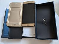 Samsung Galaxy S7 Edge SM-G935F - 32GB - Gold Platinum