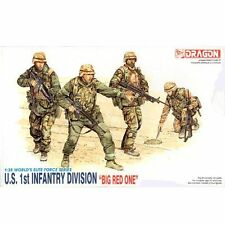 """1:35 Dragon #3015  US 1st Infantry Division """"Big Red One"""""""