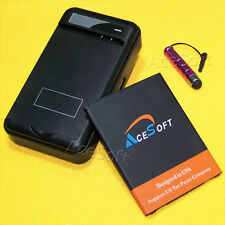High Capacity 4120mAh Battery Travel Charger for LG V10 VS990 H900 H901 BL-45B1F