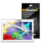2X EZguardz LCD Screen Protector Skin Cover HD 2X For Lenovo Tab 2 A10-70 Tablet