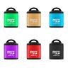 ✅ MICRO SD KARTENLESER SPEICHERKARTE USB STICK SDHC SDXC LESEGERÄT MINI Z124 ✅