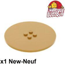 Neuf modifiée 1 x 1 avec dent vertical Lego 15070 Plaque Vendeur Britannique