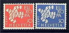 SWITZERLAND - SVIZZERA - 1961 - Europa. - E1398