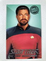 Dave and Buster's Star Trek Coin Pusher Will Riker Next Generation TNG