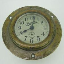 "Antique Ansonia Clock Co. ""Oldsmobile"" Car Clock As-Is"