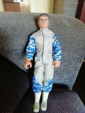 1993 Hasbro International Moving Eyes Action Man With Clothes