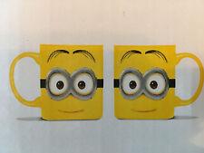 MINIONS TAZZA google-face ICH INCORREGGIBILE 320ml porcellana caffé Giallo