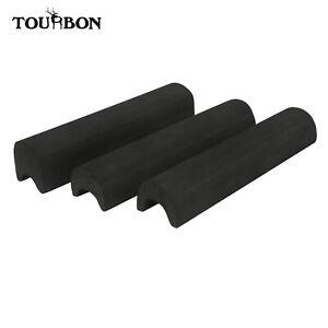 Tourbon Black EVA Foam Cheek Pad Rifle Shotgun Cheek Rest Piece -Pack of 3pcs