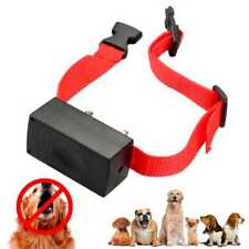 Collar De Adiestramiento Electrico Sonido Antiladridos Canino Perro Bark Stop