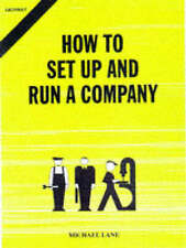 Very Good, How to Set up and Run a Company (Easyway Guides), Michael Lane, Book