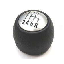 6 MARCE POMELLO LEVA DEL CAMBIO PELLE NERO 55347088 PER ALFA ROMEO GT 147 166