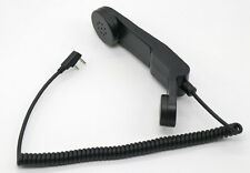 Miltary Airsoft Z117 H-250 PTT Handset Handheld Microphone for Kenwood Baofeng