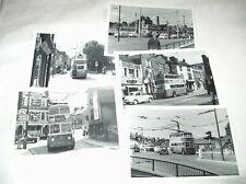 More details for 5 vintage kent street & bus photographs loose maidstone barming