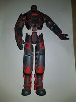 "TRON 2.0 LEGACY FIGURINE  I.C. red and grey robot 8"" figure unboxed"