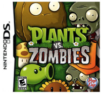 Brand New Sealed - Plants vs. Zombies for the Nintendo DS FREE Shipping