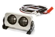 Integy C25449SILVER Realistic Spot Light Set(2)LED for 1/10, 1/8 & 1/5 Scale