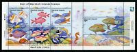 Marshall Inseln 2015 Fische Fishes Poissons Pesci Korallenriff Reef Life MNH