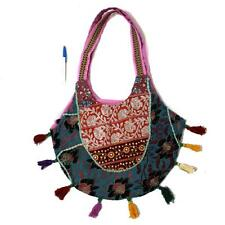 Vintage Tribal Banjara Indian Handmade Ethnic Multicolor Boho Designer Bag