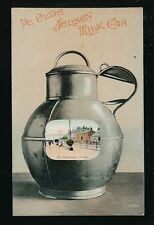 Channel Islands JERSEY Ye Olde Milk Can Esplanade pre1919 PPC
