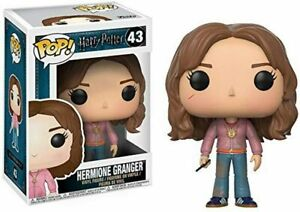 Funko Pop Movies Harry Potter-Hermione with Time Turner Vinyl Figure #14937 NEW