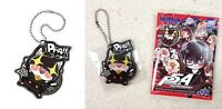 Persona 5 the Animation Pita! Deforme Acrylic Keychain Morgana Mona Licensed New