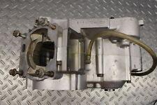 1992 yamaha yz125 LEFT RIGHT ENGINE MOTOR CRANKCASE CRANK CASES BLOCK