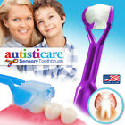 Autisticare  The Only Child-Safe 3-Sided Toothbrush  Special Needs Autism Calm