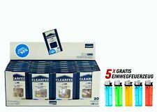 Clearfee Nikotinfilter Slim+, Für Slim & Ultra-Slim Zigaretten, 24x20er Packung