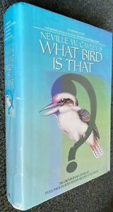 1984 WHAT BIRD IS THAT, Neville Cayley MONUMENTAL 400 PLATES, FREE EXPRESS AUST