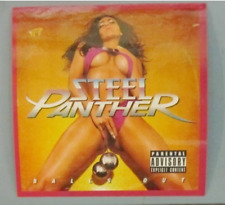 Steel Panther 2011 Balls Out Promotional 2 Sticker Set New Old Stock Flawless