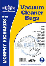 10 x MORPHY RICHARDS Vacuum Cleaner Bags 700006, 700007, 700008