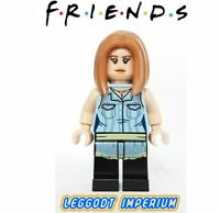 LEGO Minifigure Friends TV Central Perk - Rachel Green - idea059 FREE POST