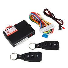 Auto Car Door Lock  entrada Keyless Sistema Remoto Central Kit Caja De Control