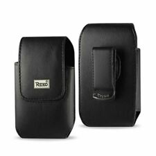 Reiko Vertical Pouch HTC HD2 T8585 In Black (4.92X2.76X0.67 Inches Plus) | MaxSt