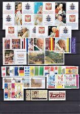 Vaticano 2004 Annata completa 44 valori, 3 foglietti, 1 libretto nuovi integri
