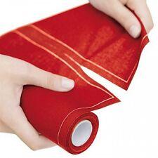 tovagliette MY DRAP cotone 100%  rossa- lipstick red