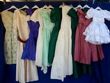 FORMAL x 10 VINTAGE WEDDING BRIDESMAID DRESSES .PARTY Prom FANCY EVENING  #4