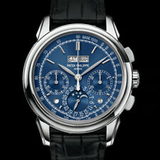 Patek Philippe 5270G-014 Grand Complication Perpetual Calendar Chronograph Moon