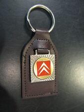 Key ring / sleutelhanger Citroën (leather)